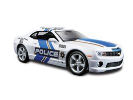 Maisto 1 24 Chevrolet Camaro RS 10 Police