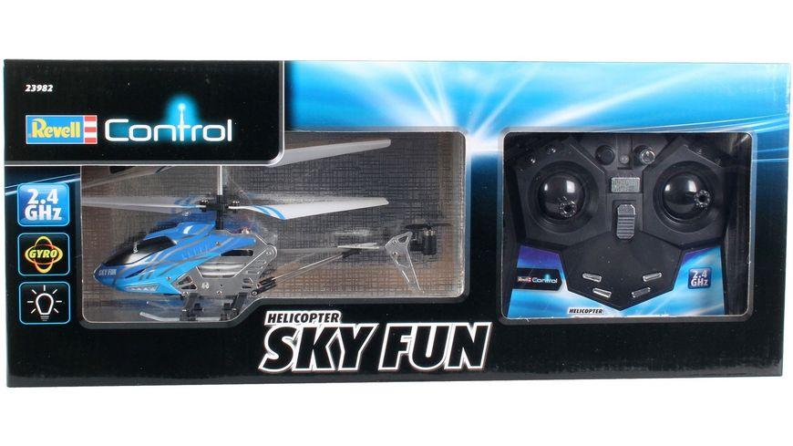 Revell Control 23982 Sky FUN RTF 3CH 2 4 GHz