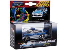 Darda Fahrzeuge 50341 Porsche GT3 Polizei