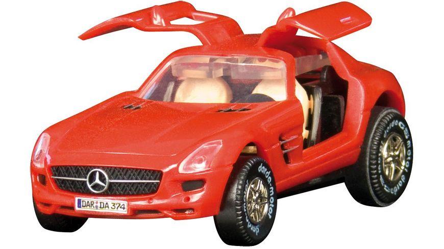 Darda Fahrzeuge Mercedes Benz SLS AMG rot