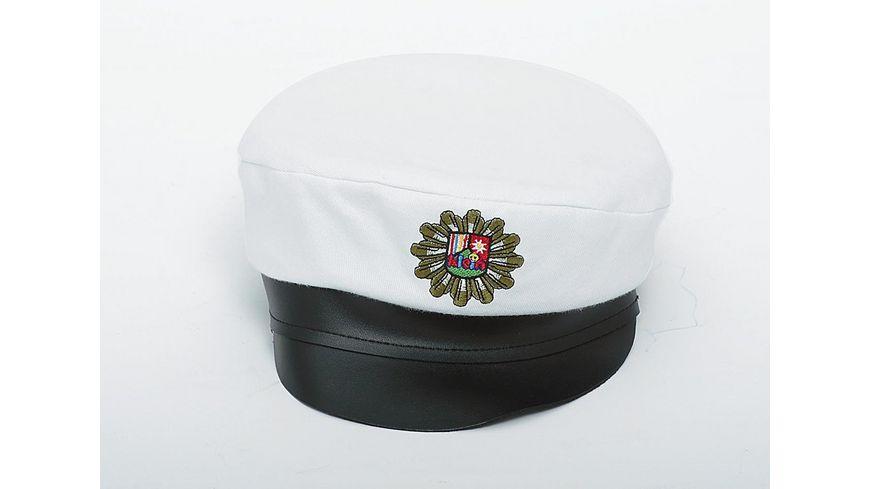 Klein Theo Polizei Muetze
