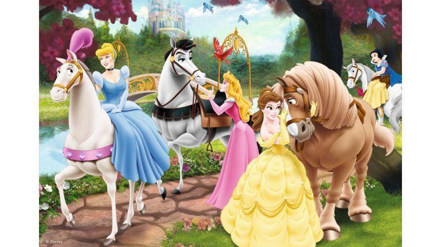 Ravensburger Puzzle Disney Princess Zauberhafte Prinzessinnen 2x24 Teile
