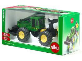 SIKU 4062 Farmer John Deere Skidder 1 32