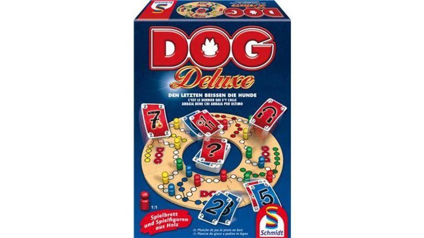 Schmidt Spiele Familienspiele Dog Deluxe