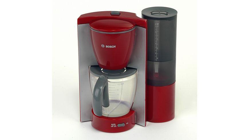 Theo Klein Bosch Kaffeemaschine mit Wassertank