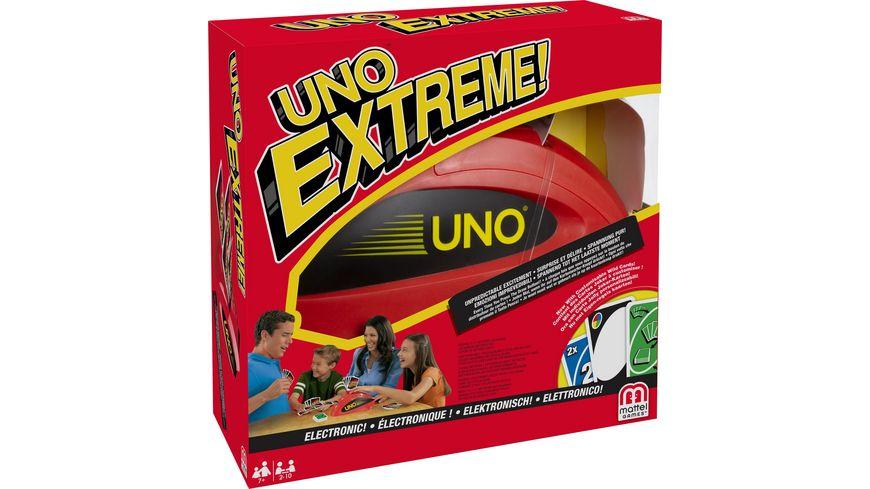 Mattel Games V9364 UNO Extreme