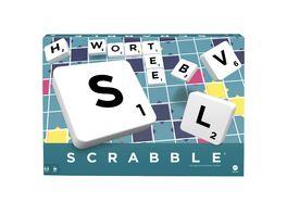 Mattel Games Scrabble Original Gesellschaftsspiel Brettspiel Familienspiel