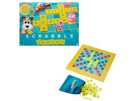 Mattel Games Scrabble Junior Kinderspiel Lernspiel Brettspiel Familienspiel