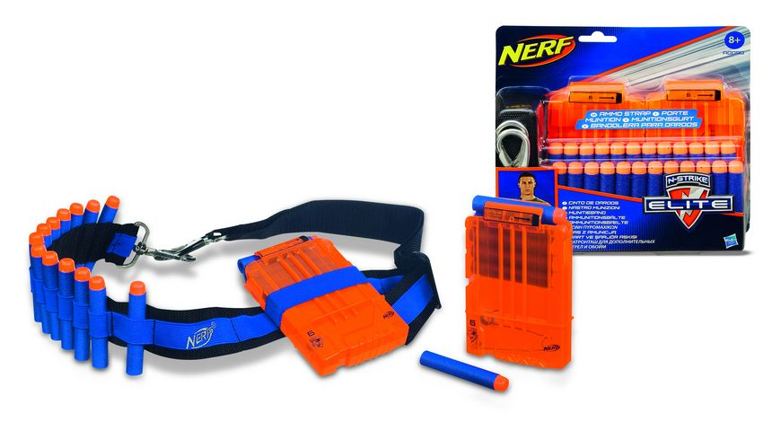 Hasbro Nerf N Strike Elite Bandolier Kit