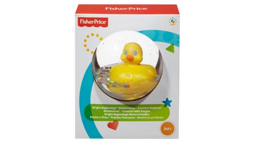 Fisher Price Newborn Entchenball