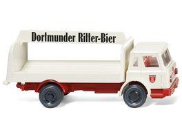Wiking Getraenke Lkw Internat Harvester Ritter Bier 1962 79