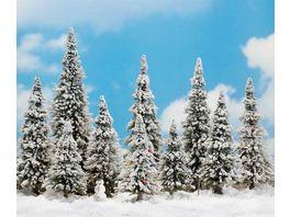 Busch Modellbahnzubehoer Wintermaerchen