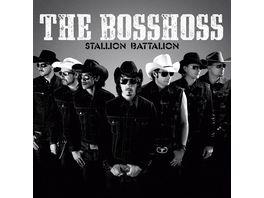 Stallion Battalion Erweitertes Tracklisting
