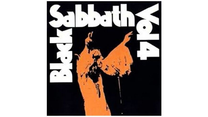 Black Sabbath Vol 4 Remastered