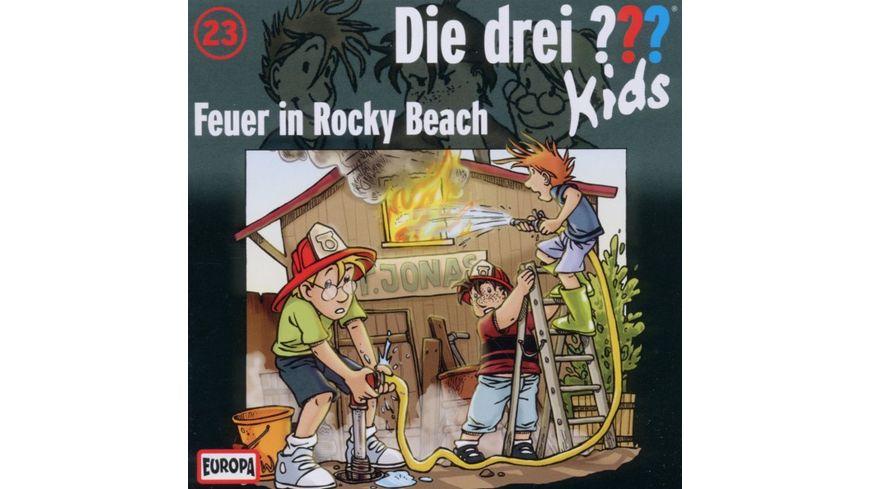 023 Feuer in Rocky Beach