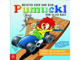 11 Pumuckl Und Das Segelboot Pumuckl Und Das Spiel
