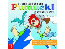 12 Pumuckl Und Die Bergtour Pumuckl Und Die Schatz