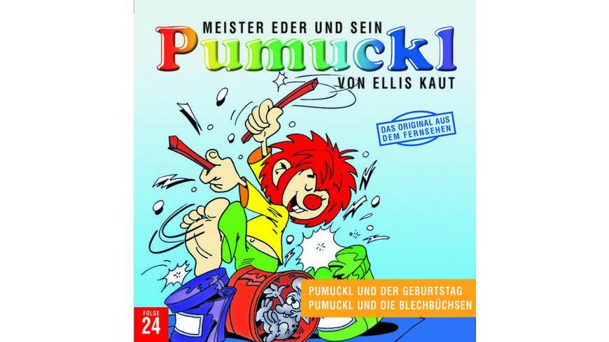 24 Pumuckl Und Der Geburtstag Pumuckl Und Die Blec