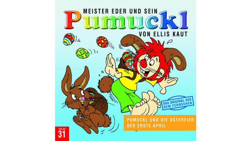 31 Pumuckl Und Die Ostereier Der Erste April