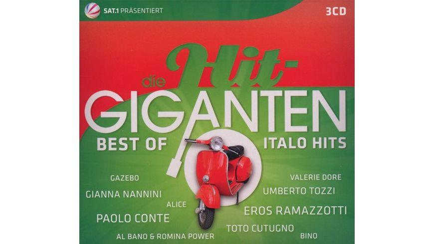 Die Hit Giganten Best Of Italo Hits