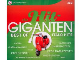Die Hit Giganten Best Of Italo Hits