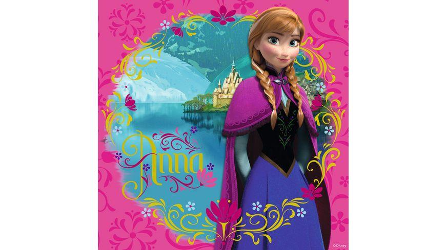 Ravensburger Puzzle Frozen Elsa Anna Olaf 3x49 Teile