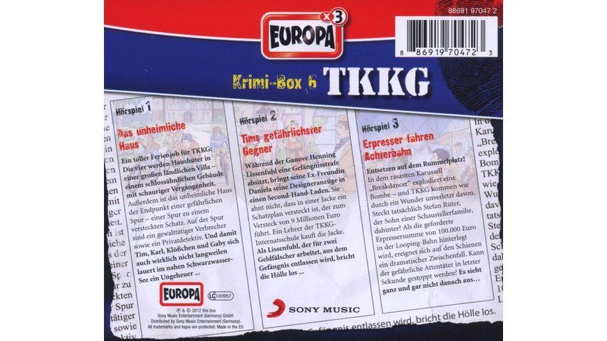 TKKG Krimi Box 06