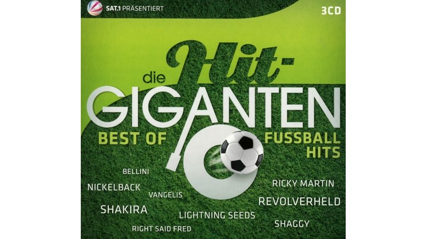 Die Hit Giganten Best Of Fussballhits
