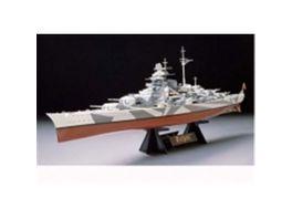 Tamiya 300078015 Schiffe 1 350 Wwii Dt Kampfschiff Tirpitz