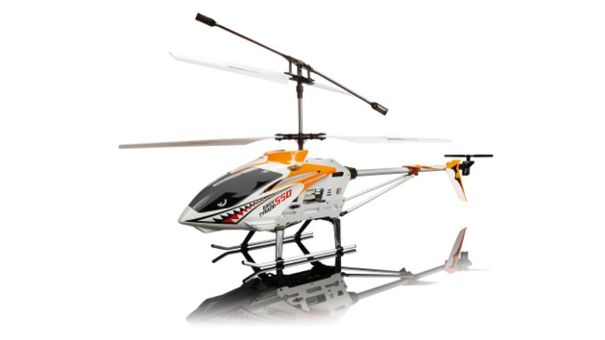 Carson Helikopter Easy Tyrann 550 Rc 3 5 k Gyro 100 Rtf