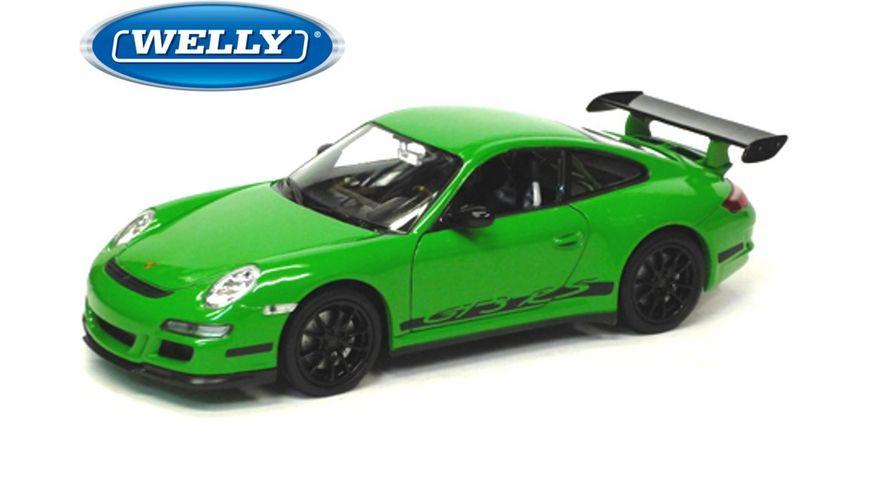 Welly 1 24 Porsche 997 GTR3