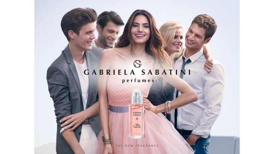 GABRIELA SABATINI Miss Gabriela Eau de Toilette Natural Spray
