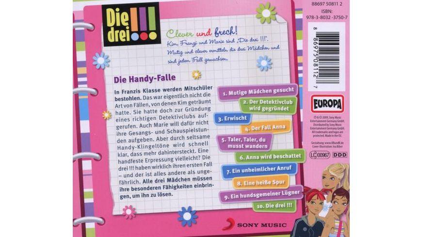 001 Die Handy Falle