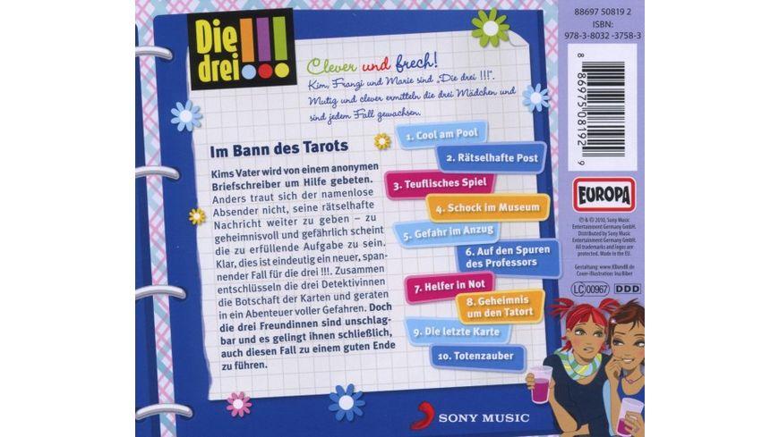 009 Im Bann des Tarots