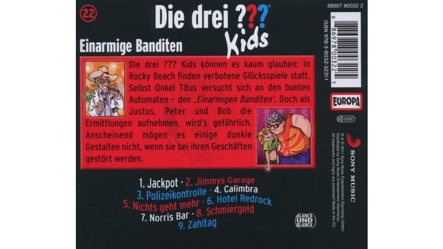 022 Einarmige Banditen