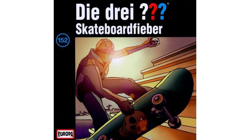 152 Skateboardfieber