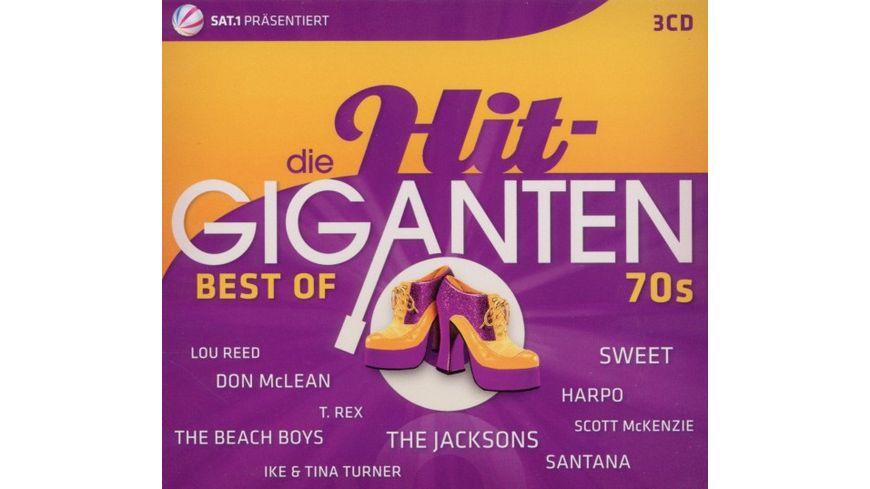 Die Hit Giganten Best Of 70 s