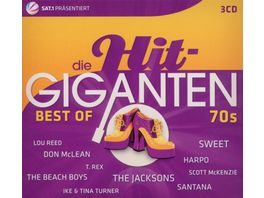 Die Hit Giganten Best Of 70 s