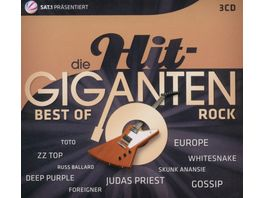 Die Hit Giganten Best Of Rock