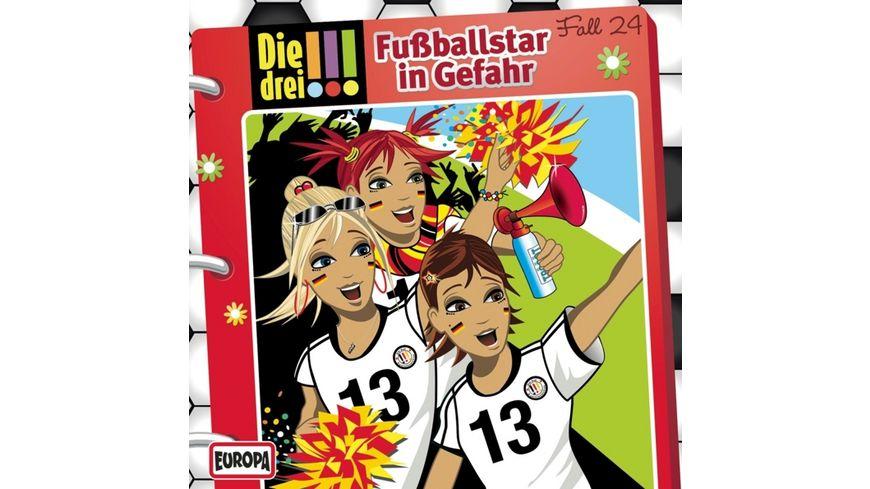 024 Fussballstar in Gefahr