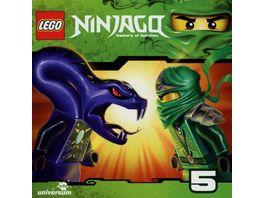 LEGO Ninjago CD5