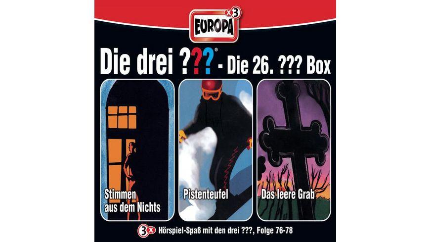 26 3er Box Folgen 76 78