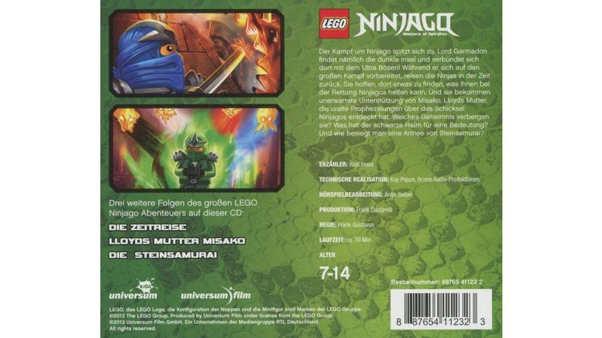 LEGO Ninjago CD7