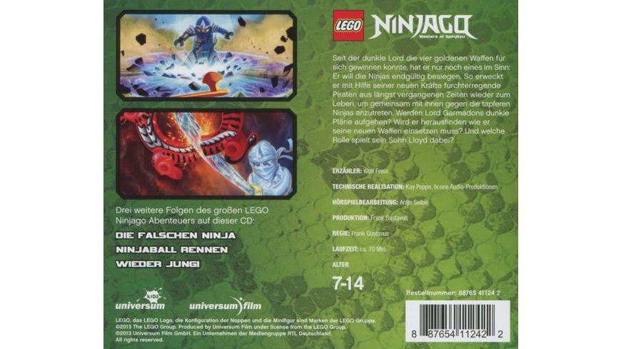 LEGO Ninjago CD6