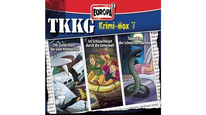 TKKG Krimi Box 07