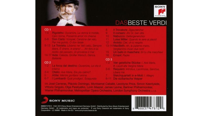 Das Beste Verdi