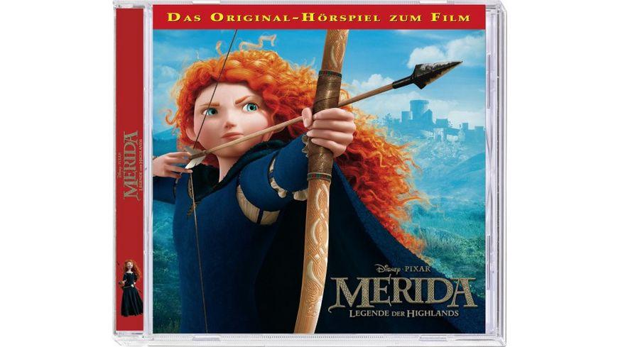 Merida Legende der Highlands