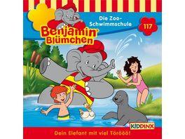 Folge 117 Die Zoo Schwimmschule