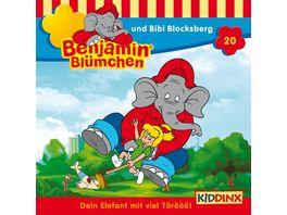 Folge 020 und Bibi Blocksberg