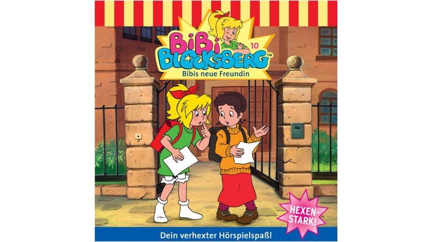 Folge 010: Bibis neue Freundin